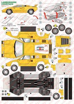 paper fire engine model bouwplaat ambulance chevrolet ggd amsterdam bastelbogen papiermodelle