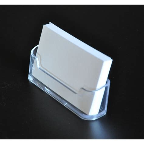 Business Card Display Holder Stand