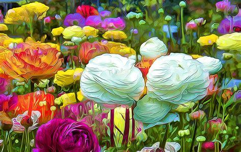 imagenes de flores 3d en uñas fondos de pantalla flores 3d gr 225 ficos descargar imagenes