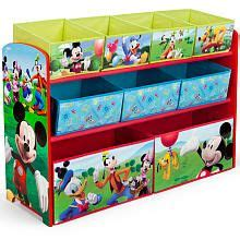 Disney Mickey Mouse Clubhouse Mickey Town Rug - mickey mouse deluxe book organizer liam s mickey