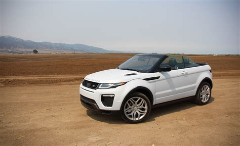 2017 Range Rover Convertible by 2017 Land Rover Range Rover Evoque Convertible Cars