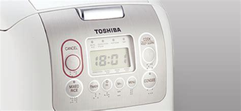 Rice Cooker Digital Toshiba toshiba digital rice cooker rc 18nmfim 1 8l white