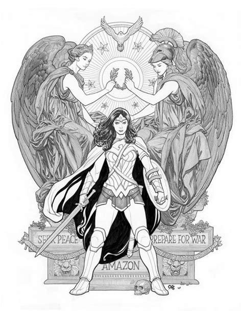 Marvela Interiors frank cho s variant cover for wonder woman 4 bleeding