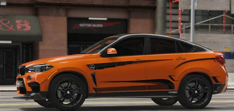 mod gta 5 bmw x6 2016 bmw x6m uniform reference from fh3 gta5 mods com