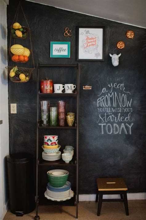 blackboard for kitchen wall fascinating photos concept