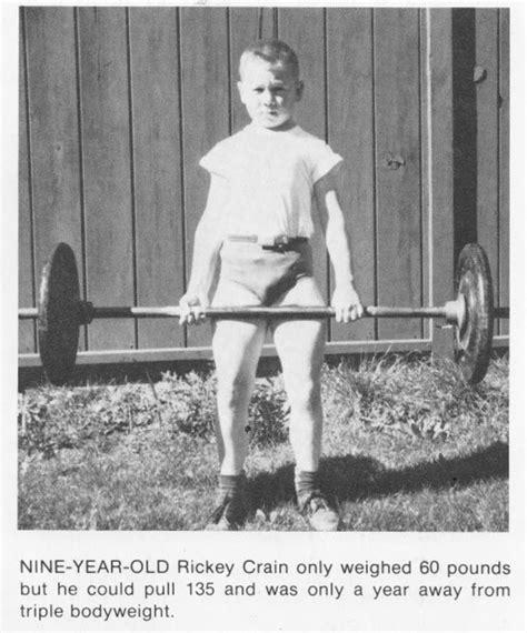 mike macdonald bench press the tight tan slacks of dezso ban rickey dale crain