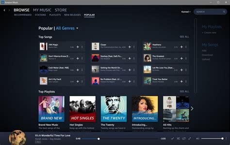 amazon music app sprawdziłem nowego rywala spotify amazon music unlimited