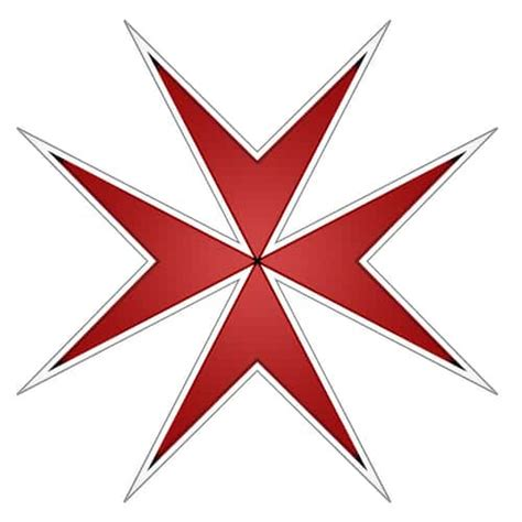 the maltese cross and its significance