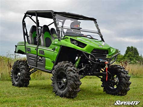 super atv kawasaki teryx  lift kit