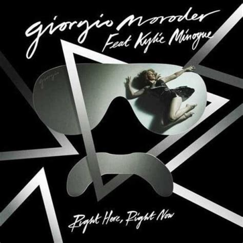 testo right now right here right now giorgio moroder feat
