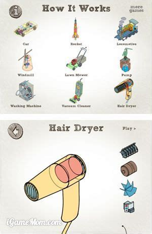Hair Dryer How It Works 17 best images about pre k tools machines on