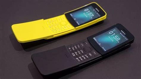 Nokia Reborn ponsel pisang nokia 8110 reborn bisa akses layanan