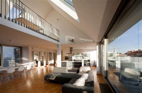 Wohnung Immobilien by Futuristisches Interieur Loft Wohnung M 246 Bel Ideen