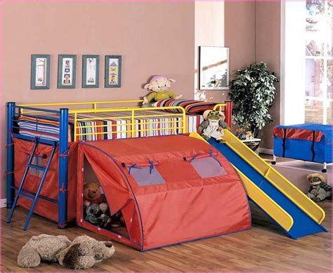 kids beds with slide cool kids beds with slide home design ideas