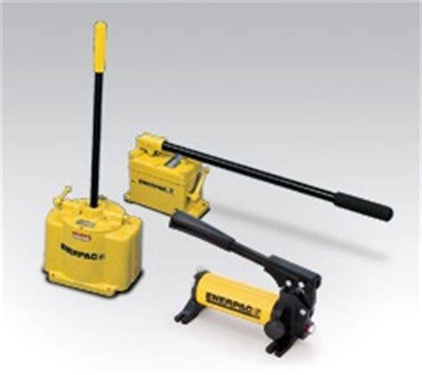 Pompa Hidrolik Manual low pressure hydraulic pumps p series manual pumps
