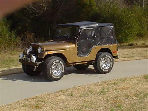 1971 Jeep Cj5 Jmb71cj5 1971 Jeep Cj5 Specs Photos Modification Info At