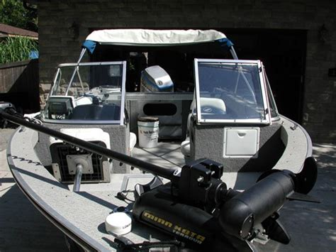 starcraft boats for sale in ontario starcraft fishmaster 190 1996 used boat for sale in