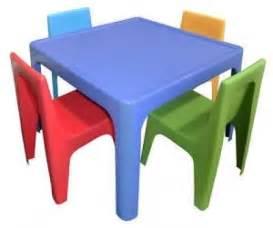 Childrens Plastic Table And Chairs Tavolini Per Bambini Tavoli