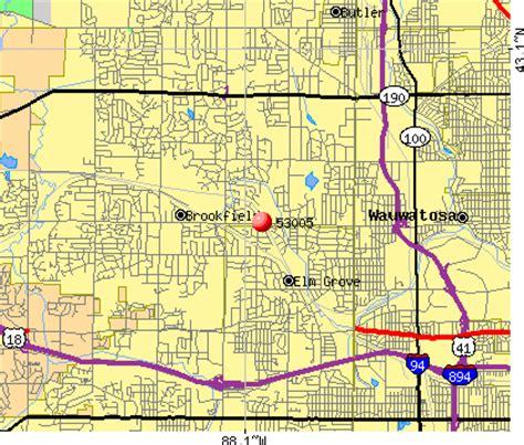 53005 zip code brookfield wisconsin profile homes