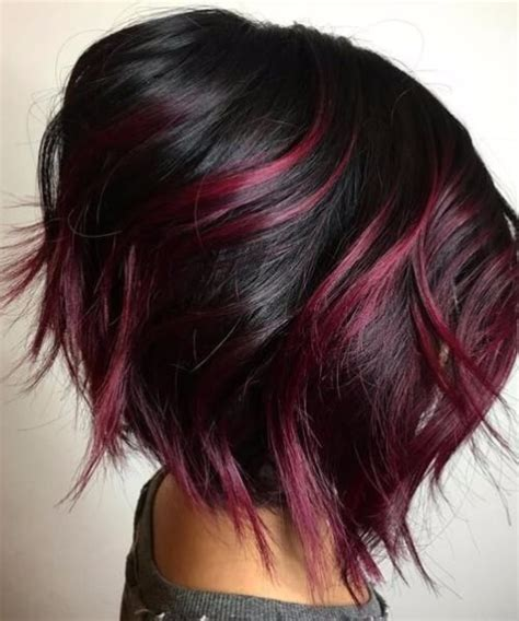 cherry hair pictures short hair 45 easy balayage short hair ideas my new hairstyles