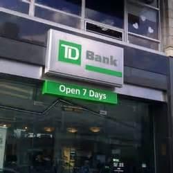 dt bank de td bank 40 avis cr 233 dit banques 31 90 steinway st