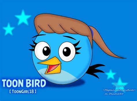 dafont angry birds art trade toon bird birdsona by meganlovesangrybirds