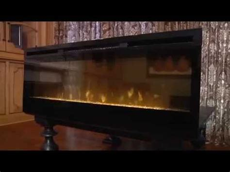 Dimplex Blf50 Fireplace by Dimplex 50 Quot Linear Electric Fireplace Blf50 Youtube