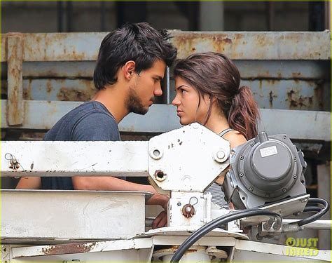 Film Romance Recent | taylor lautner marie avgeropoulos tracers romance