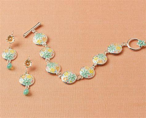 martha stewart jewelry martha stewart crafts jewelry enamel activator