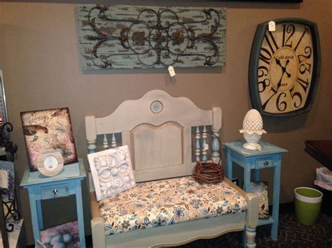 bench made from a bed restore decor our store