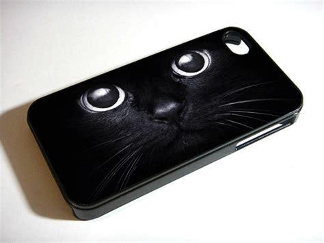 black cat eye design iphone 5s 5 4s 4 samsung galaxy note 3 s4 s3 mini pda accessories