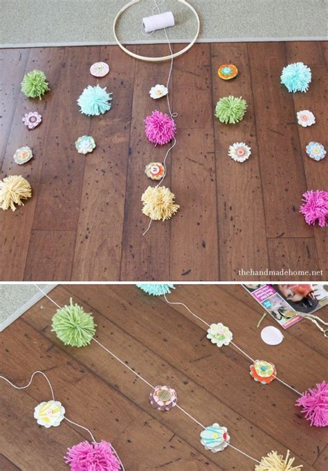 Handmade Mobiles For Nursery - handmade nursery ideas a diy mobile