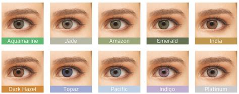 soflens colours 2 contact lenses