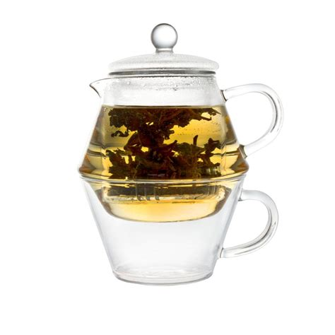 glass teapot glass cup bredemeijer portofino single walled glass teapot with