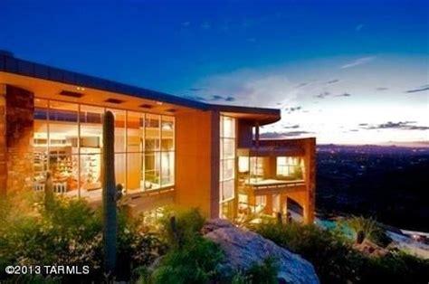 Luxury Homes In Tucson Az Cbell Cliffs In Tucson Arizona Luxury Homes Mansions For Sale Luxury Portfolio
