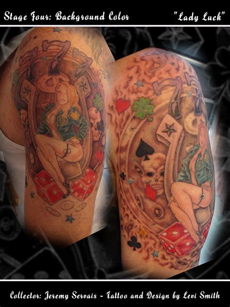 Ink Works Collector Spotlight 3 Jeremy Servais S Lady Tattooing Spotlight Ladyl