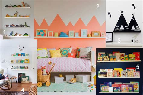 Ikea Picture Ledge Ikea 6 Simple Treasures For Kids Rooms The Curve