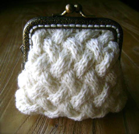 knitted purses knitted purse creatys for