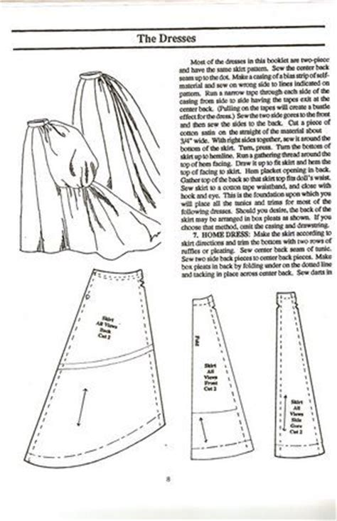 sewing pattern victorian skirt a bustled skirt pattern forr al your victorian fantasy