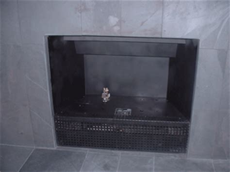gas fireplace thermal coupler fireplaces