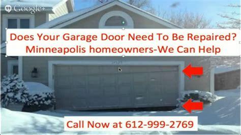 unthinkable garage door repair minneapolis mn best garage