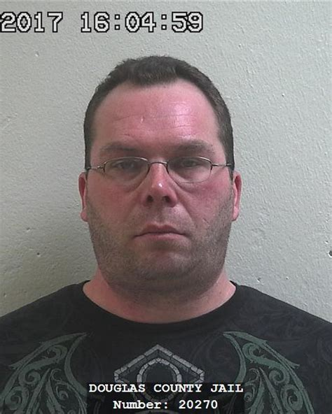 Douglas County Arrest Records David Yeazle Inmate 958 Douglas County Near