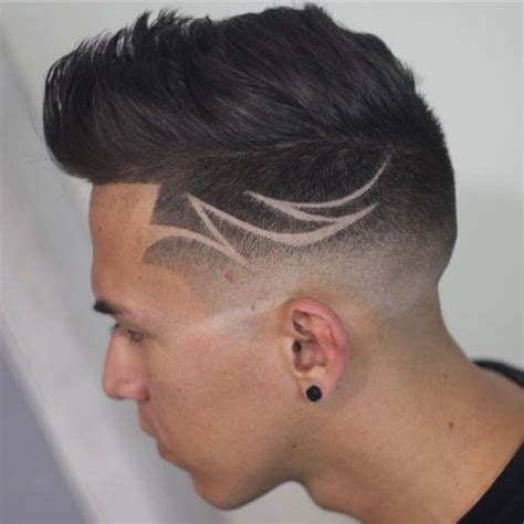what are the names those designs in haircut 25 best ideas about fade haircut styles on pinterest