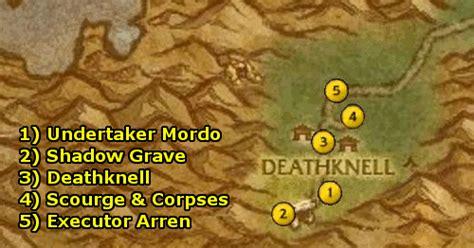 Ding85 S Horde Undead Guide