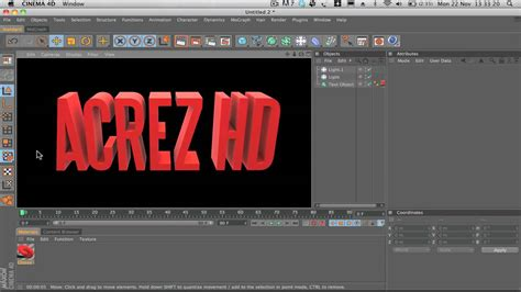 adobe photoshop alpha channel tutorial cinema 4d tutorial how to export 3d text to photoshop