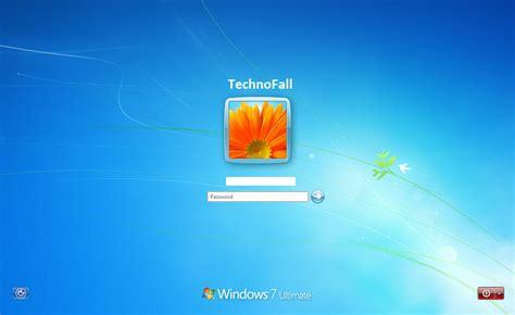 resetting windows login password how to reset windows login password technofall