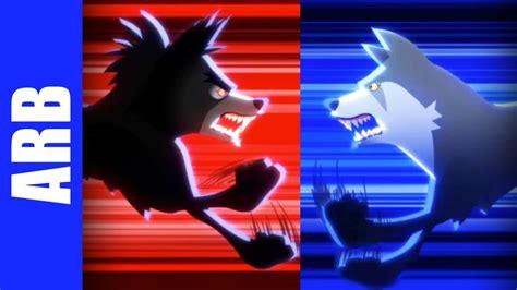 E Animeme by Insanity Wolf Vs Courage Wolf Animeme Rap Battles