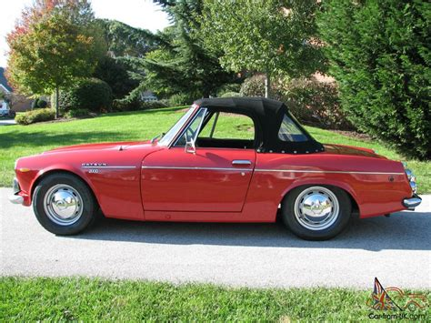 vintage datsun convertible roadster for sale reddragon fairlady roadster for sale