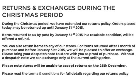 15 Tips For Improving Ecommerce Returns Policies Econsultancy Refund And Exchange Policy Template