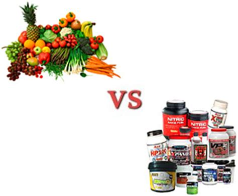 supplement vs dietary supplements vs whole foods nutrition supplement
